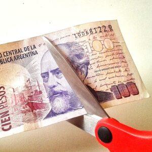 recortar gastos