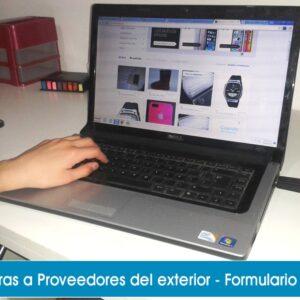 formulario 4550 AFIP-
