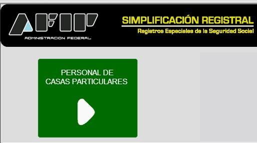 Video: Generar el recibo de sueldo y el VEP de la empleada doméstica