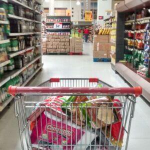 compras del supermercado