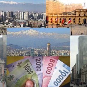 Chile pesos chilenos