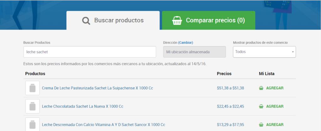 precios-claros-buscar-productos