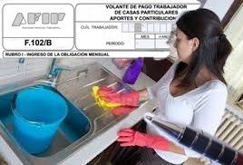 regularizar empleada doméstica